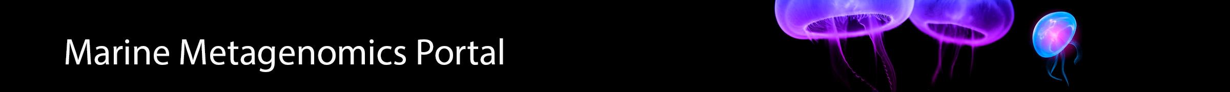 Marine Metagenomics Portal